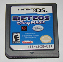 Nintendo DS - METEOS Disney MAGIC (Game Only) - $5.00