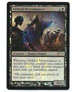 Magic The Gathering MTG Foil Xathrid Necromancer Promo Resale Card Walma... - $2.99