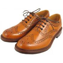Loake shoes edward tan leather mens shoe p1657 1697 zoom thumb200