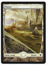 Magic The Gathering MTG Basic Land Plains #233 Zendikar 2009 - NEW - $1.95