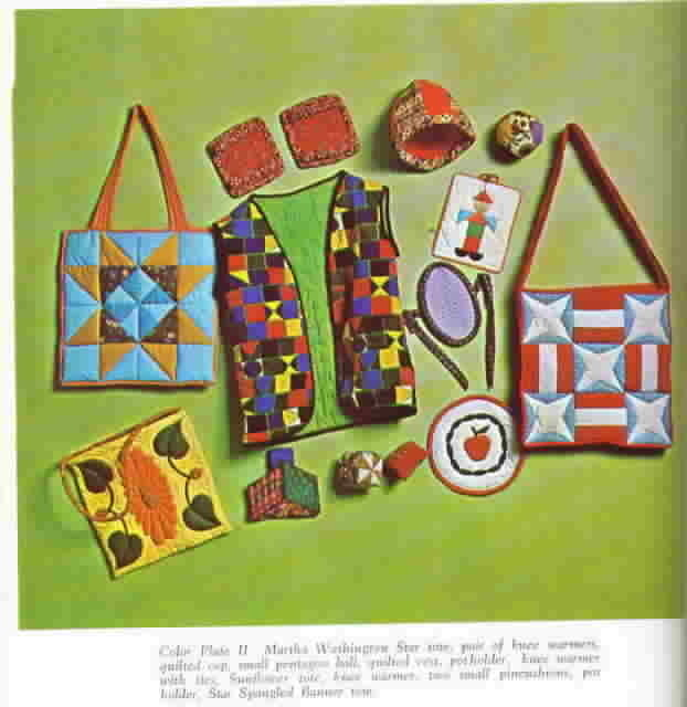 Vintage Quick and Easy Quilting by Bonnie Leman
