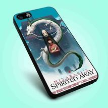 Spirited Away Anime Movie iPhone 4 4S 5 5S 5C 6 Samsung Galaxy S3 S4 S5 ... - $12.99