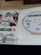 Nintendo Wii FIFA Soccer 11 image 2