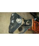 Ingersoll Rand Plain Push Trolley-3-Ton Cap beam roller  #PT030 - $246.51