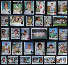 1973 Topps Baseball Cards Complete Your Set U You Pick From List 441-660 - $1.99+