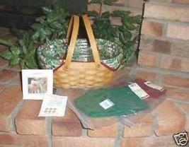 Longaberger Serving Casserole Get Together Basket Combo New Gift 6 piece... - $59.35