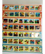 VTG lot of 7 1960's Kenner Color Slides Give A Show Projector Slides - $24.75
