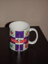 Monopoly Game Coffee Cup Mug - $4.00