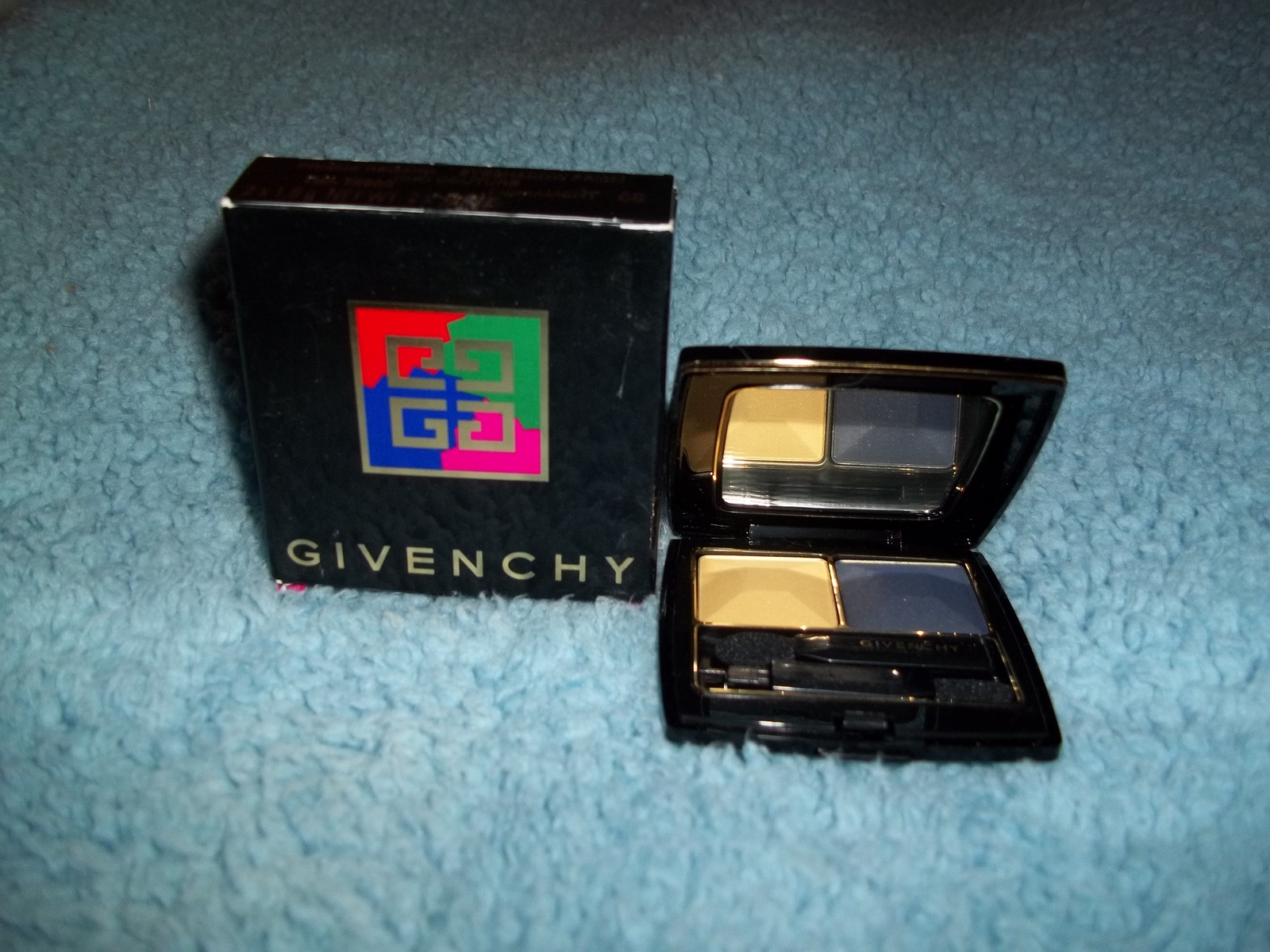 Primary image for Givenchy Eyeshadow Prism Duo Couture Color:  Firmament 68. 1.8g