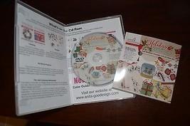 Anita Goodesign - Holiday Extravangasa NO BOOK - $79.00
