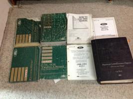 1993 Ford F-150 F-250 350 F250 F350 Truck Service Shop Repair Manual Set... - $395.99