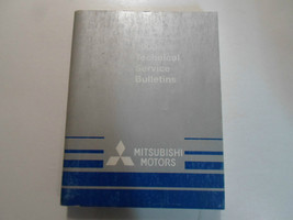 2000 MITSUBISHI Technical Service Bulletins Repair Shop Manual FACTORY O... - $49.45