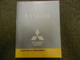 2010 MITSUBISHI Lancer Electrical Supplement Service Repair Manual FACTO... - $19.80