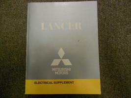 2010 MITSUBISHI Lancer Electrical Supplement Service Repair Manual FACTO... - $19.80