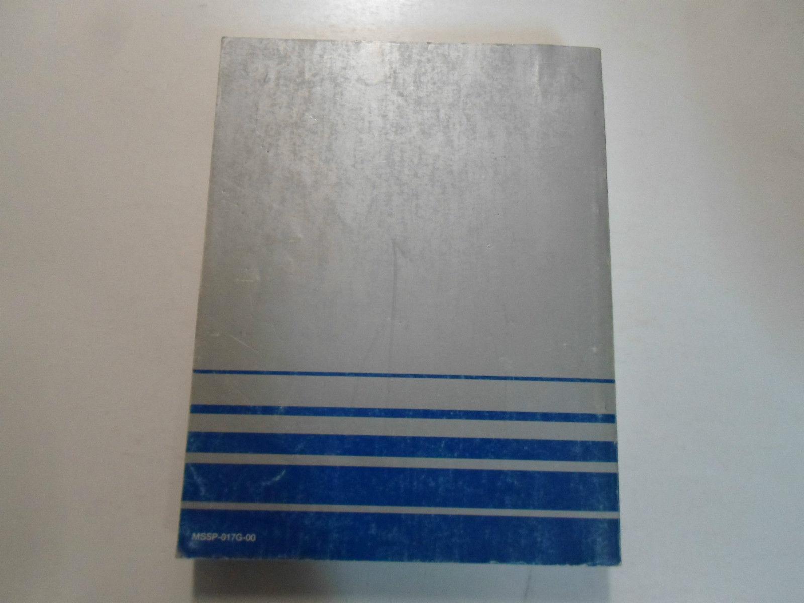2000 MITSUBISHI Technical Service Bulletins Repair Shop Manual FACTORY OEM 00