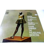 47020 - THREE FAVORITE BALLETS (LES SYLPHIDES, ORMANDY) - 1963 COLUMBIA ... - $12.86
