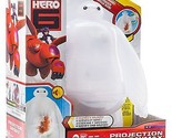 Big Hero 6 Marvel Baymax Projection Talking Action Figure with Sound Effects New