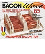 Emson Bacon Wave, Microwave Bacon Cooker - €9,44 EUR