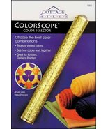 Color Scope color kaleidoscope sewing quilting ... - $7.20