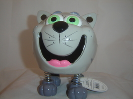 Cat Animated Character Money Piggy Bank Durable image 1