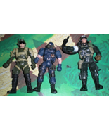 Military Soldiers Lot of 3 - $4.95