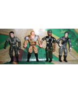 Military Soldiers Lot of 4 - $4.95