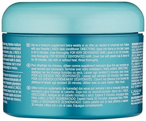 L'anza Healing Moisture Moi Moi Hair Masque, 6.8 oz.