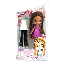 "MGA Entertainment Bratz Kidz ""7 Easy Snap-On"" Series 7 Inch Doll - YASMIN with 2 - $34.99"