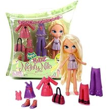 Bratz MGA Entertainment Kidz Nighty Nite Series 7-1/2 Inch Doll - CLOE with 3 Se - $44.99