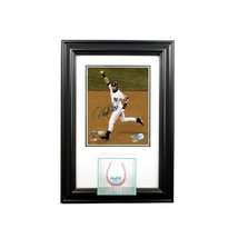 Wall Mounted Baseball Display Case with 8 x 10 - $93.04