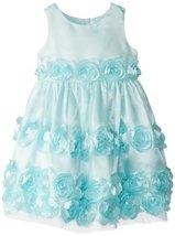 Bonnie Jean Little Girls' Bonaz Party Dress, Mint, 2T [Apparel]