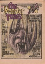 The Monster Times - Volume 1 Number 29 - December 1973 [Unknown Binding]... - $29.11