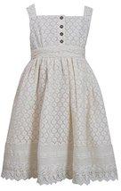 Bonnie Jean Girls Ivory Crotchet Lace Dress (5) [Apparel] image 2