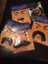 Costume Fake Mustache - Perfect for Cosplay, dress up, Halloween, etc. - $1.28+