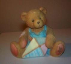 Cherished Teddies- March Bear AKA Mark 1993 reg #5D5/501 - $3.99
