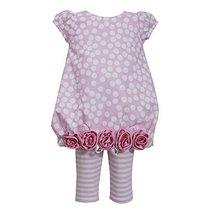 Bonnie Jean 2-pc. Bubble Top and Capri Leggings Se - $32.57