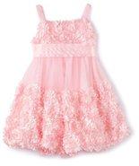 Bonnie Jean Girls 2-6X Bonaz Bubble Dress PK3SA, Pink [Apparel] - $49.90
