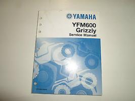 1999 Yamaha YFM 600 Grizzly YFM600FWAL YFM600FWALC Supplementary Service Manual - $138.59