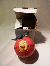 "SpongeBob Squarepants Christmas Ornament ""I Do Believe"" - $10.98"