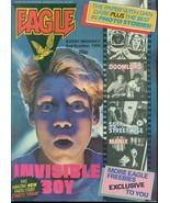EAGLE British weekly comic book October 2, 1982 VG+ - $9.89