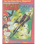 EAGLE weekly British comic book January 8 1983 VG+ - $9.89