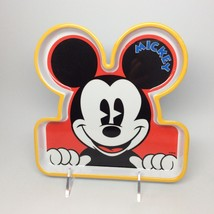 Mickey Mouse plate-brand new! - $10.00