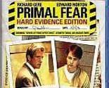 Primal Fear (Blu-ray Disc, Hard Evidence Edition)