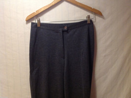 Express Ladies Charcoal Gray Stretchy Casual Pants, Size 5/6 image 3