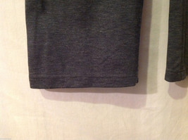 Express Ladies Charcoal Gray Stretchy Casual Pants, Size 5/6 image 5