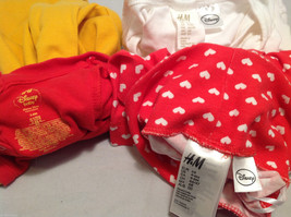 H&M Baby POOH BEAR and MINNIE Mouse DISNEY Outfits 100% Cotton, Size 3-6 Months image 4