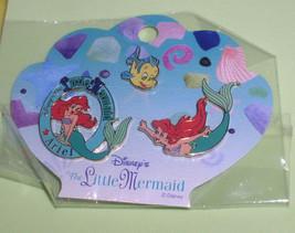 Little Mermaid 3 M & P  Pin set  Authentic Disney Little Mermaid Japan o... - $95.00
