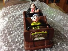 Snow White Scary Adventure  Disney Diecast Metal WDW ride Mint - $99.99