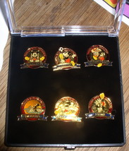 Disney  Mickey Olympic Authentic set of  6  pin/pins - $99.99