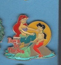 Ariel Little Mermaid Down To The Sea Magical Musical Moments on card - $24.49